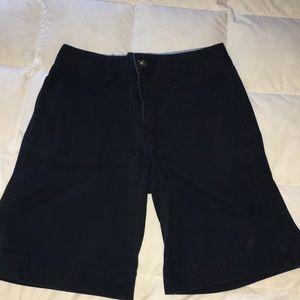 Boys Chaps Navy Shorts